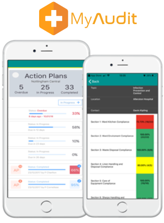 MyAudit App for Audits